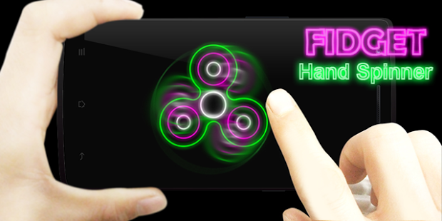 Finger Spinner Hack