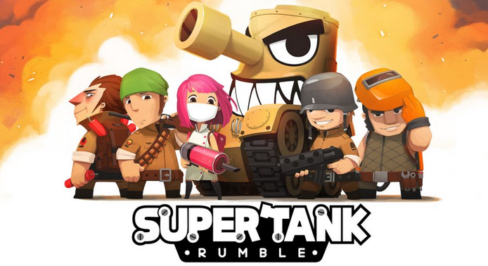 Super Tank Rumble Hack
